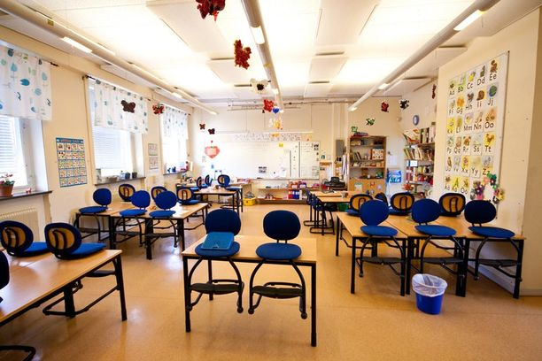 Koulu on nyt suljettu opettajapulan vuoksi.