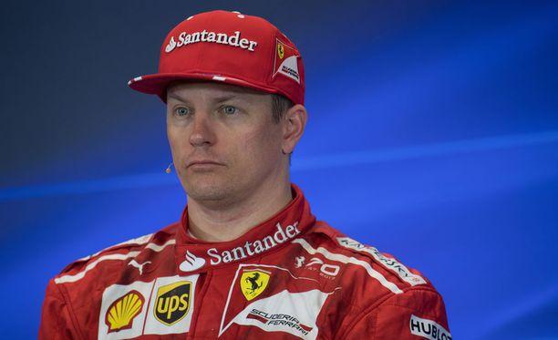 Kimi Räikkönen puolusti Mika Saloa.