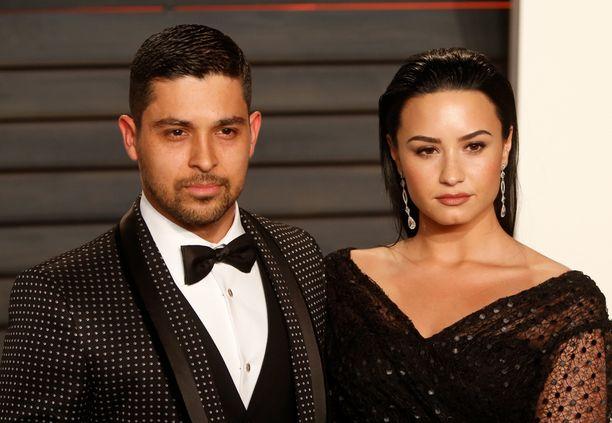 Demi Lovato ehti seurustella Wilmer Valderraman kanssa lähes kuusi vuotta.