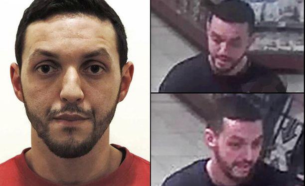 Mohamed Abrini on pidätetty epäiltynä Pariisin terrori-iskuista.