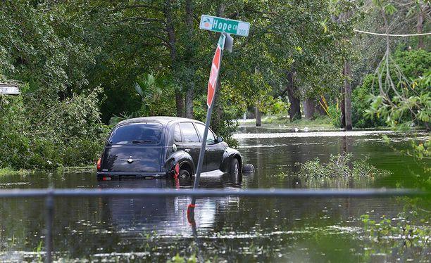 Hurrikaanit ovat riepotelleet Yhdysvaltain osavaltioista eniten Floridaa, kertoo CNN .
