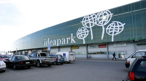 Lempäälässä sijaitsevaan kauppakeskus Ideparkiin kuuluvat muun muassa messualua sekä viihdekeskus.