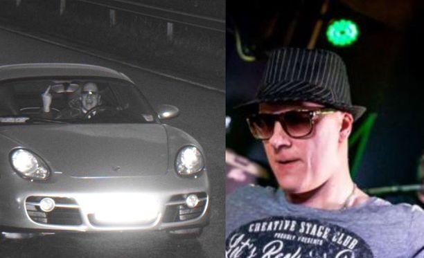 Porsche-Ossi on myynyt autonsa, ja siirtyy seuraavalla keikalleen hieman nopeammalla menopelillä.