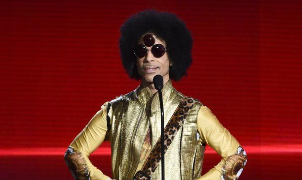Prince menehtyi viime kuussa vain 57-vuotiaana.