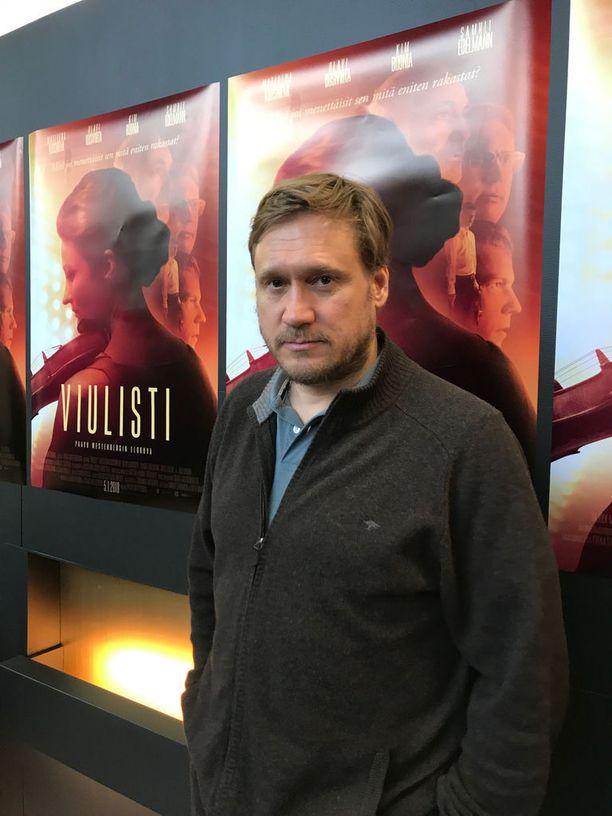 Samulin viimeisimpiä roolitöitä oli alkuvuonna ensi-iltansa saanut elokuva Viulisti.