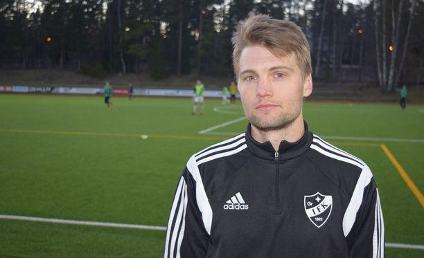 GrIFK:n kapteeni Petter Meyer on syntynyt ja kasvanut Kauniaisissa.