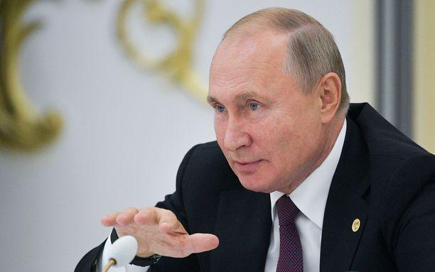Vladimir Putin on onnistunut pelaamaan Venäjälle lisää vaikutusvaltaa Lähi-idässä.