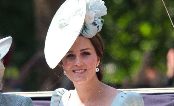 Herttuatar Catherine on yksi seuratuimmista tyyli-ikoneista.