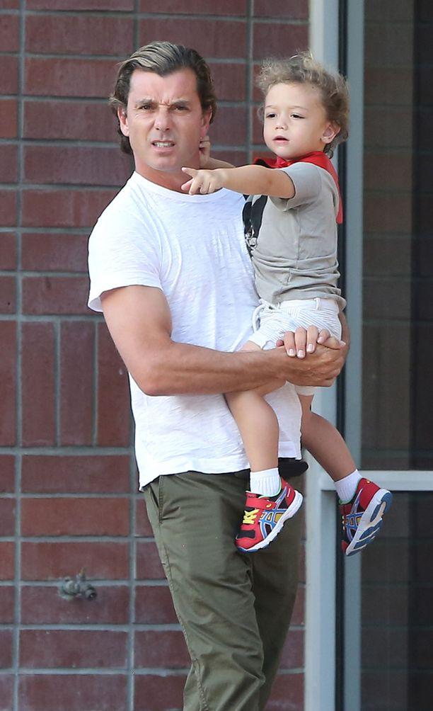 Gavin Rossdale oli Gwen Stefanin kanssa naimisissa 13 vuotta.