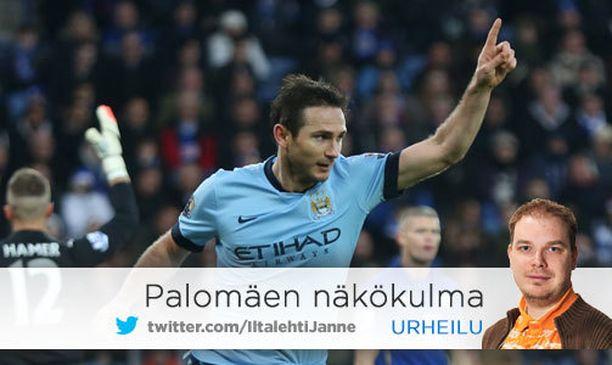 Frank Lampardin tulevaisuus puhuttaa nyt aivan eri tavalla kuin vielä viime kesänä.