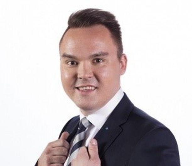Tommi Mäki.