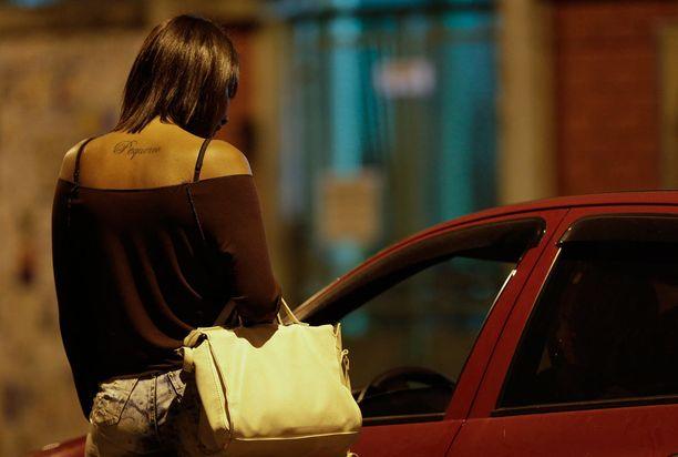 Haasteen mukaan motelli tiesi tytön olevan seksikaupan uhri. (Kuvituskuva)