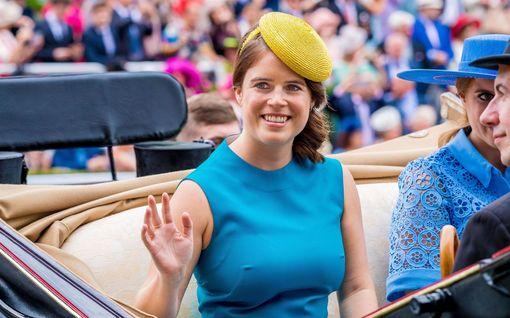 """Prinsessa Eugenie jakoi rehellisen kuvan leikkausarvestaan – somekansalta satelee kiitosta: """"Olet totisesti mahtavin prinsessa"""""""