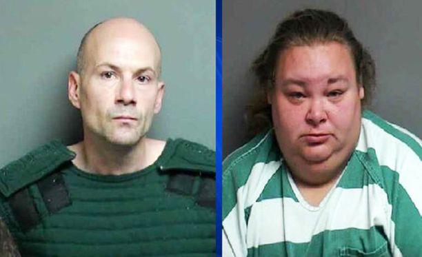 Vammaista naista seksiorjana pitänyt pariskunta on nyt pidätetty.
