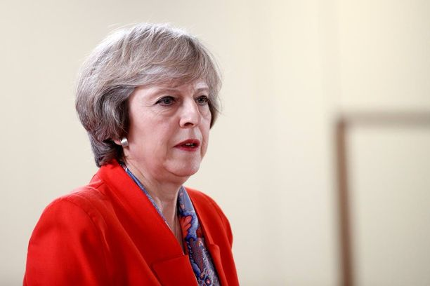 Ison-Britannian pääministeriksi nousi Theresa May brexit-äänestyksen jälkeen.