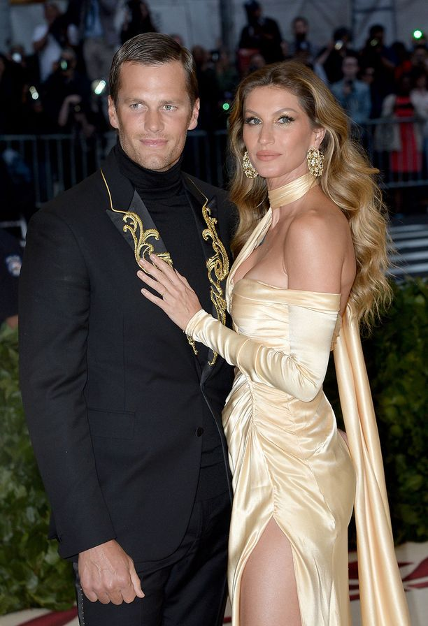 Gisele kiittelee kirjassaan aviomiehensä Tom Bradyn tukea.