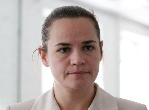 Svetlana Tsihanouskaja on vaatinut Lukašenkan eroa.