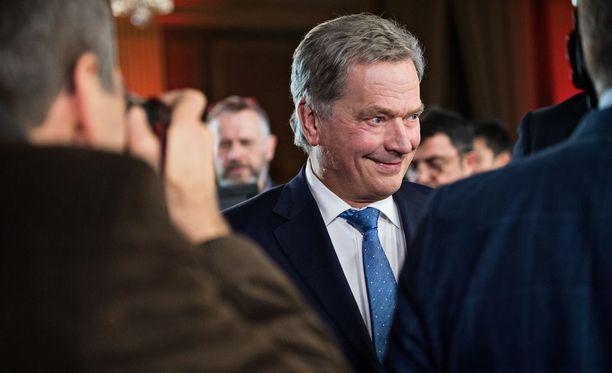 Ihan joka paikassa Niinistöä ei olisi valittu presidentiksi ensimmäisellä kierroksella.