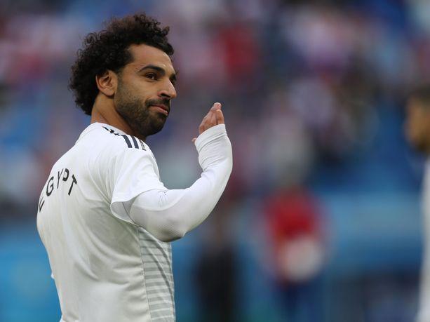 Onko koko Egyptin kultapoika Mo Salah maalivireessä keskiviikkona?