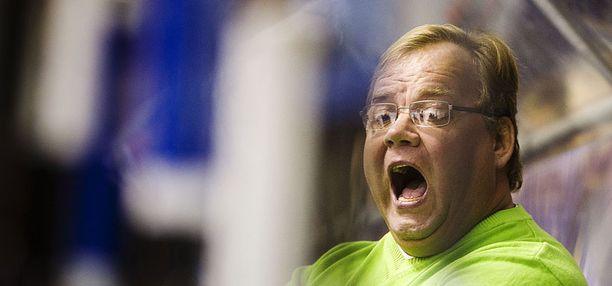 Hannu Jortikka antoi jälleen joukkueensa kuulla kunniansa.