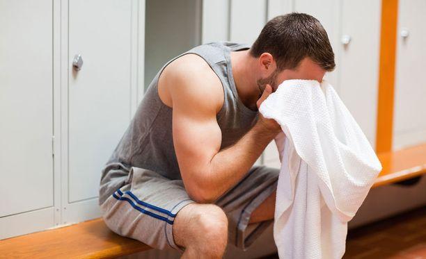 Ahkera ja riittävän tehokas liikunta tekee hyvää siemennesteelle.