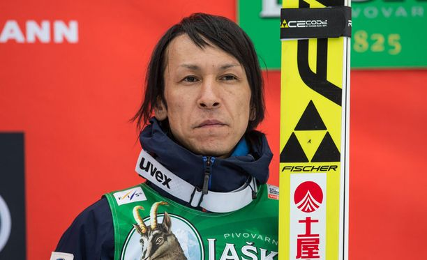 Noriaki Kasai on todellinen sensei kansainvälisessä mäkihypyssä.