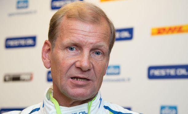 Juha Kankkunen on yksi suomalaisen urheilun legendaarisimmista nimistä.