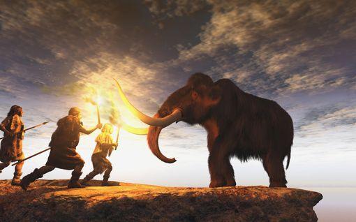 Valtaisa mammuttilöytö Meksikossa – 15 000 vuotta vanhat ihmisten tekemät mammuttiansat olivat tappavia