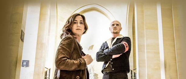 Sarjan pääosissa nähdään Eléonore Gosset-Bernheim ja Nicolas Gob.