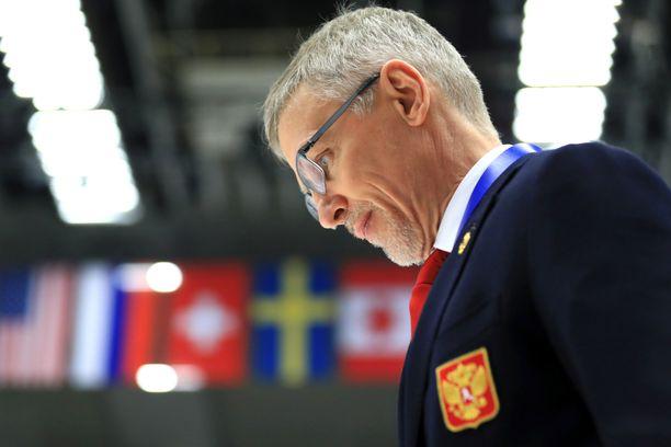 Igor Larionovin johtama Venäjä murskattiin välierässä.