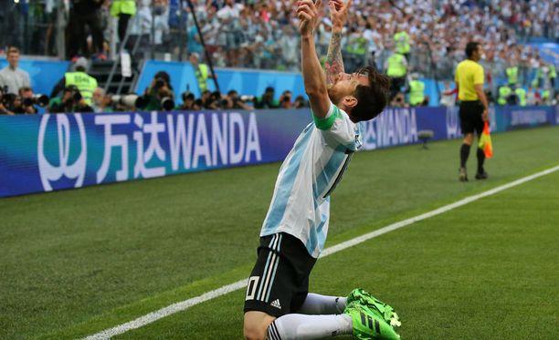Tuulettaako Leo Messi vielä näissä MM-kisoissa?
