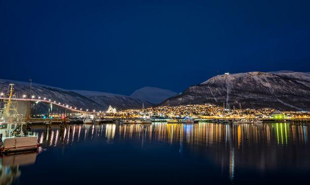 Surullinen tapaus sattui Norjan Tromssassa. Kuvituskuva.