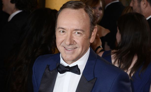 Kevin Spacey työskenteli lontoolaisen Old Vic -teatterin taiteellisena johtaja vuosina 2003 - 2015.