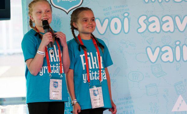 Ilsa Summer voitti Pikkuyrittäjät-finaalin.
