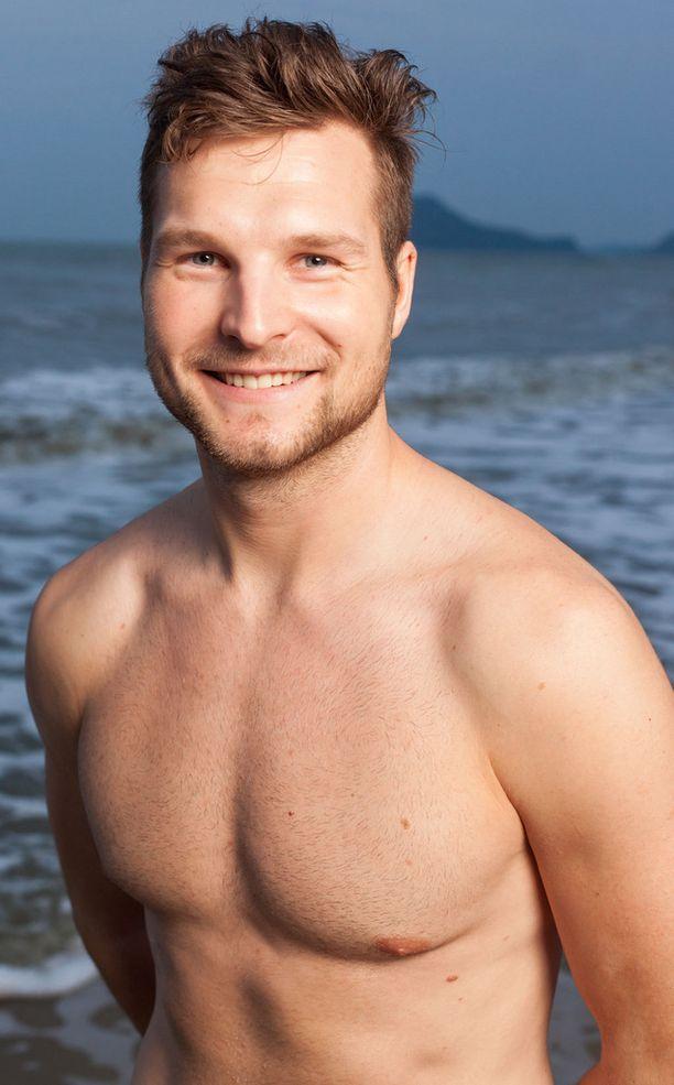 26-vuotias Jussi on ollut sinkkuna nelisen vuotta. Hän työskentelee LVI-teknikkona.