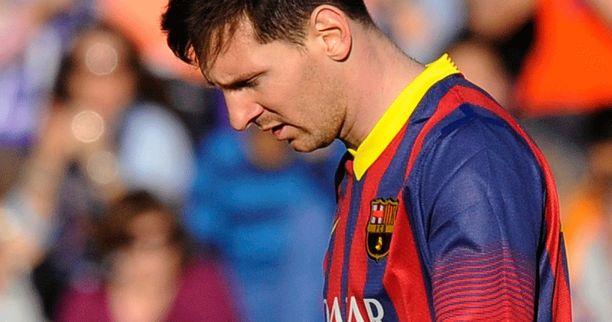 La Ligan maalikuninkuus uhkaa karata Leo Messin hyppysistä.