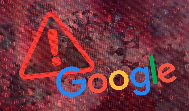 Google on poistanut kasoittain koronamainoksia.