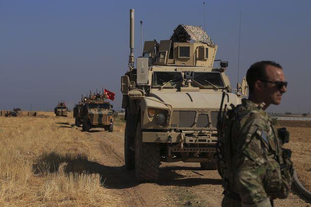 Turkki toteuttaa pitkään suunnitellun operaationsa ja hyökkää Syyrian kurdialueille.