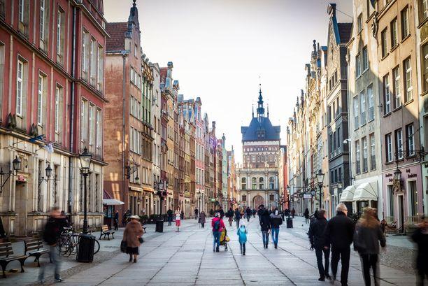Gdanskista on helppo pistäytyä myös naapurikaupungeissa, Gdyniassa ja Sopotissa.