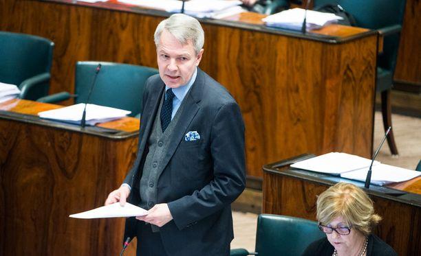 Pekka Haavisto toivoisi, että Suomi olisi aktiivisempi myös muissa konflikteissa.
