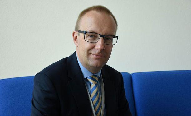 SAK:n puheenjohtaja Jarkko Eloranta toteaa, että EU:n on arvioitava toimintaansa.