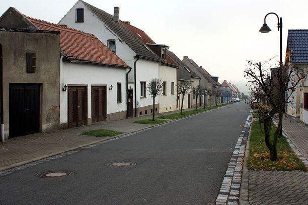 Benndorf on pieni kylä Saksi-Anhaltissa.