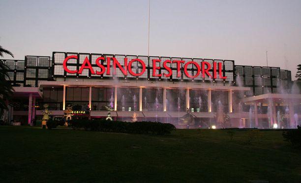 Lissabonilainen Casino Estoril oli sota-aikana vakoojien suosiossa. Kuva vuodelta 2009.