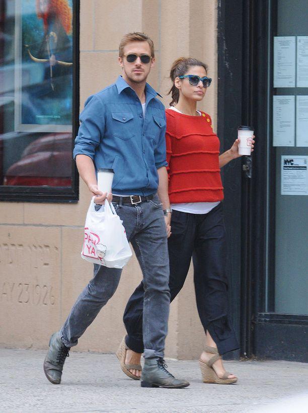 Ryan ja Eva - täydellinen Hollywood-pari?