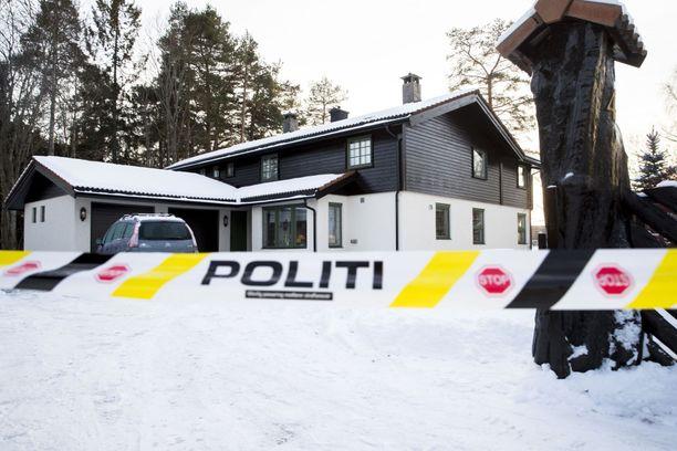 Falkevik Hagen asuu Fjellhamarissa, 15 kilometrin päässä Oslosta.