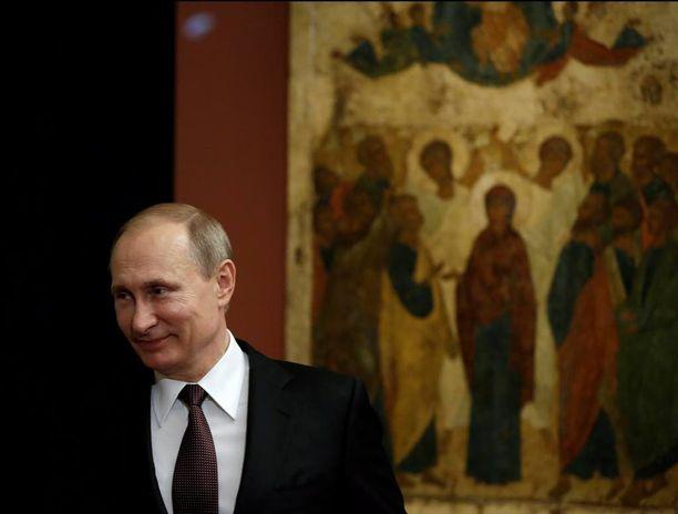 Vladimir Putin sanoi Kreikan-vierailullaan, että Krimin asema on lukittu ikuisesti ja asia on loppuunkäsitelty.