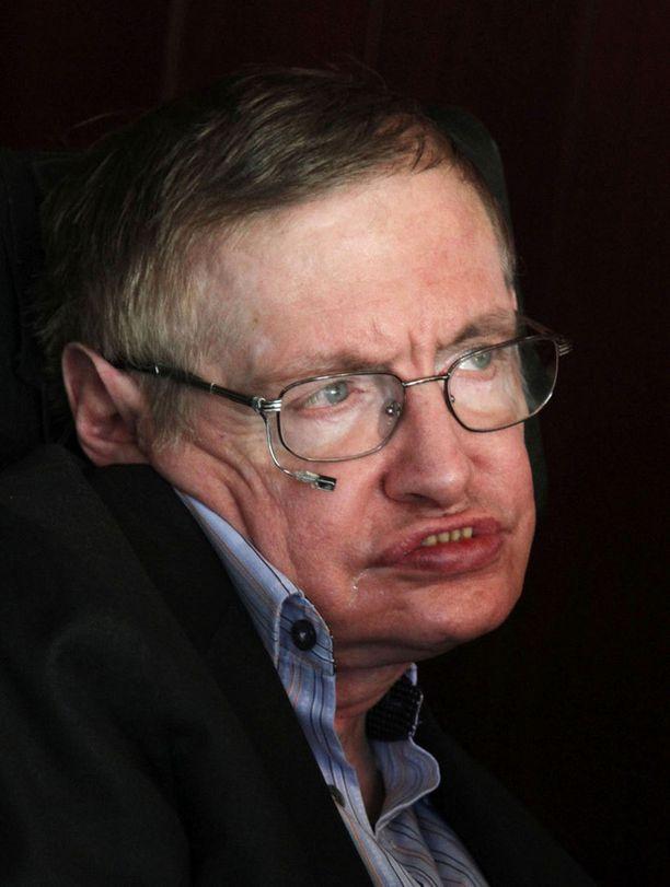 Stephen Hawkingin älykkyyosamäärä on 160.