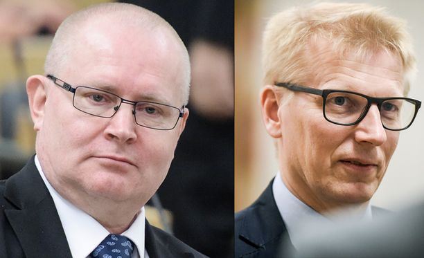 Soini pitää oikeus- ja työministeri Jari Lindströmin ja maatalous- ja ympäristöministeri Kimmo Tiilikaisen työtaakkaa liian suurena.