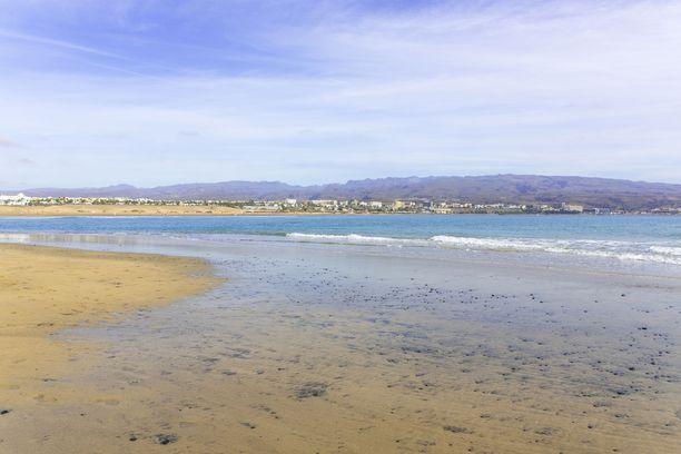 Maspalomasin rantaa. Eikä se suinkaan ole saaren ihanista rannoista ainoa.