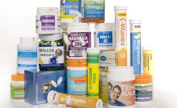 Suomen apteekkiyhtiöt kaupittelee muun muassa lisäravinteita.